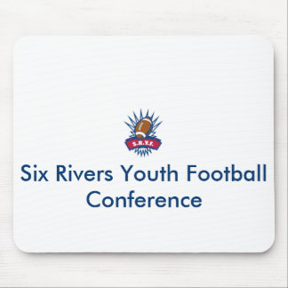 Six Rivers Youth Football Sryf Conference, Inc Und Mouse Pad