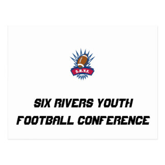 Six Rivers Youth Football Sryf Conference, Inc Und Postcard