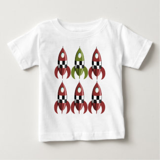 Six Rockets Baby T-Shirt