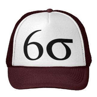Six Sigma (Lean Six Sigma) Trucker Hat