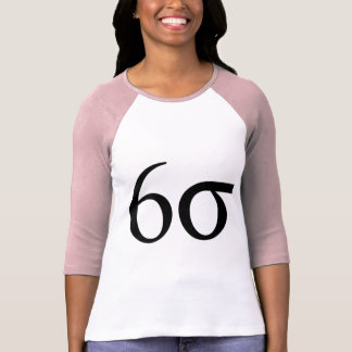 Six Sigma (Lean Six Sigma) T-Shirt