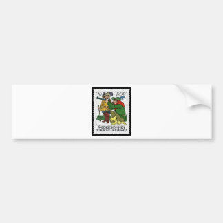 Six Soldiers of Fortune 10 DDR 1977 Bumper Sticker