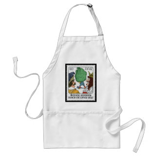 Six Soldiers of Fortune 60 DDR 1977 Adult Apron