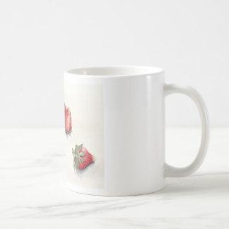 Six Strawberries Mug