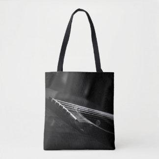 Six-String Tote Bag
