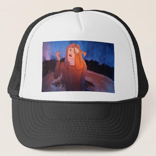 Six Swans T-Shirt Trucker Hat