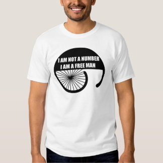 Six - The Prisoner T Shirt