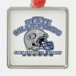 Six Time State Champions Ornaments
