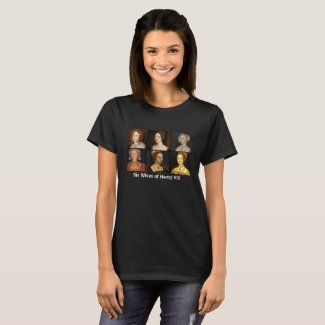 Six Wives of Henry VIII Tee