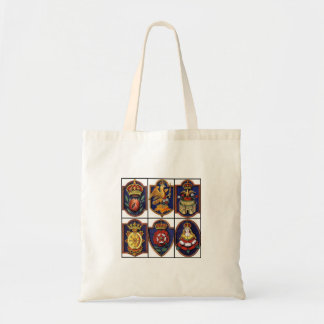 Six Wives of Henry VIII Tote Bag