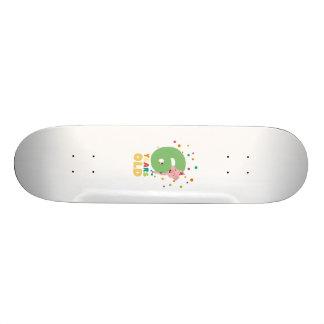 Six Years old sixth Birthday Party Z7oge Skateboard