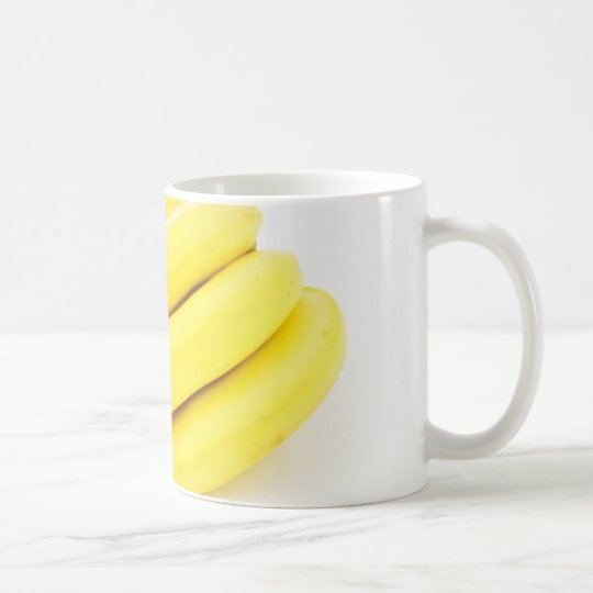 Six Yellow Bananas Coffee Mug