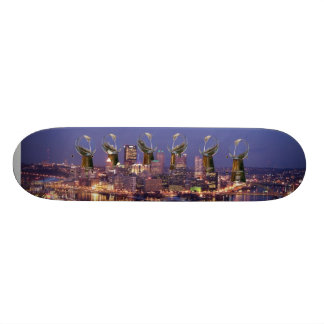Sixburgh, A.C.M.D, All Competition Must Die Skateboard