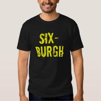 Sixburgh, Pittsburgh Steelers Shirt
