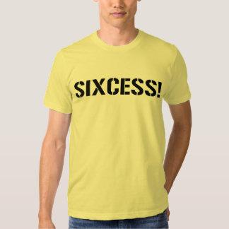 Sixcess funny SIXBURGH remix tshirt