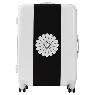 Sixteen-petaled chrysanthemum luggage
