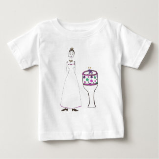 Sixteenth Birthday Baby T-Shirt