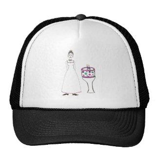 Sixteenth Birthday Mesh Hat
