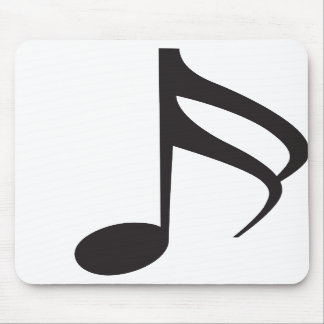 Sixteenth_Note Mouse Pads