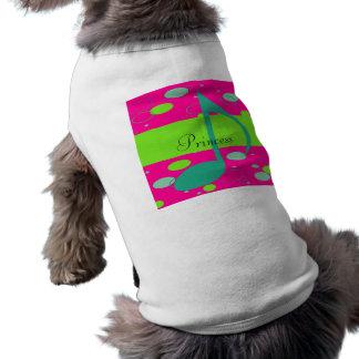 Sixteenth Note Music Symbol Shirt