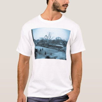 Sixth Avenue & 59th Street View Central Park NYC T-Shirt
