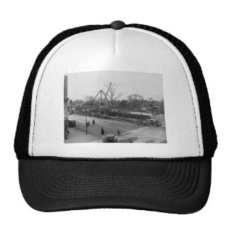 Sixth Avenue & 59th Street View Central Park NYC Trucker Hat