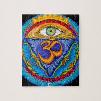 Sixth chakra, Third eye Puzzle