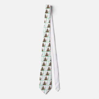 Sixth Day of Christmas Neck Tie