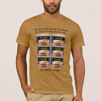 Sixth Day Redneck Christmas T-Shirt