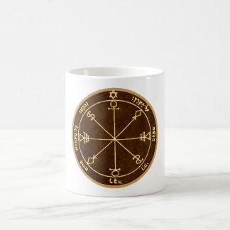 Sixth Pentacle of the Moon Coffee Mug