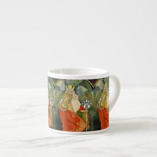 Sixth Sokol Festival Art Espresso Cup