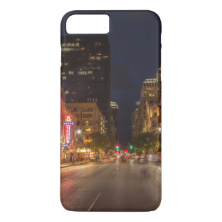 Sixth Street At Dusk In Downtown Austin, Texas iPhone 7 Plus Case