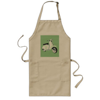 Sixties Mod Scooter Aprons