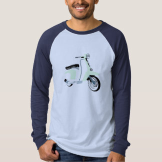 Sixties Mod Scooter T Shirts