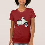 Sixties Mod Scooter Tee Shirts