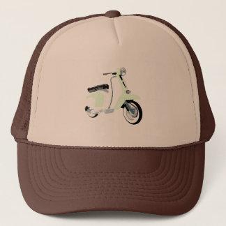 Sixties Mod Scooter Trucker Hat