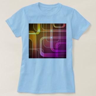 Sixties Pattern T-Shirt