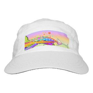 SIXTIES POP ART STYLE MARTINI HEADSWEATS HAT