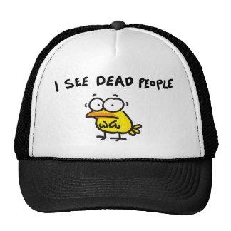sixtsense2 trucker hat