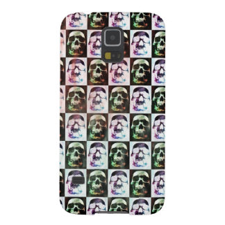 Sixty Four Skulls Case For Galaxy S5