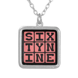 Sixty Nine, Internet Meme Necklace
