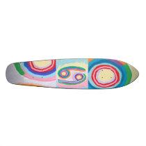 SIXTYNINE Symbolic Gay Art Skateboard Deck