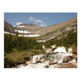 Siyeh Bend - Glacier NP Postcard