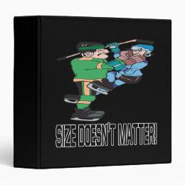 Size Doesn't Matter Binder