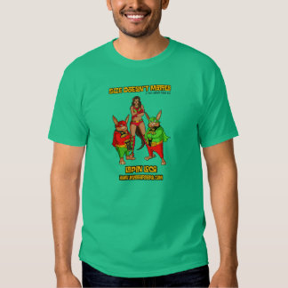 Size doesn't matter - Lapin Loco Tees
