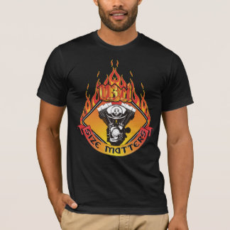 Size Matters - 113 cubic inches T-Shirt