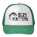 Size Matters Bass Fishing Hat