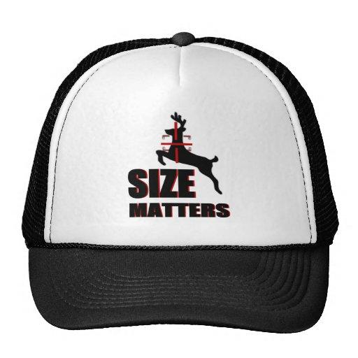 Size Matters! Deer Hunting Mesh Hats