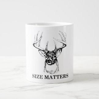 Size Matters Jumbo Mug