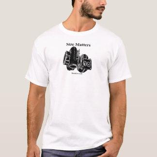 Size Matters - Ringer T-Shirt